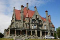 Craigdarroch castle Royalty Free Stock Photos