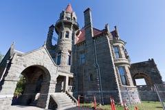 Craigdarroch Castle Victoria Canada Stock Photo