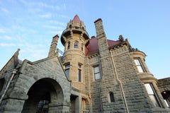 Craigdarroch Schloss stockfotografie