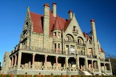 Craigdarroch slott Victoria F. KR., Kanada Fotografering för Bildbyråer