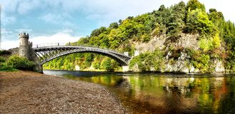 Craigellachie Bridge Royalty Free Stock Image