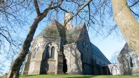 Craigiebuckler Church, Aberdeen, Scotland Royalty Free Stock Image
