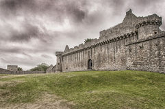 Craigmillar Castle 01 Στοκ Εικόνα