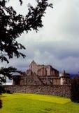 Craigmillar castle stock photos