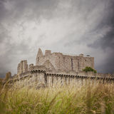Craigmillar castle Royalty Free Stock Photography