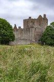 Craigmillar Castle Ruins Stock Images