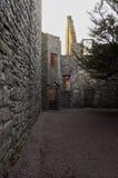Craigmillar kasztel zdjęcie royalty free