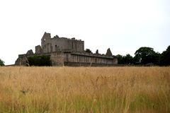Craigmillar slott Royaltyfria Bilder