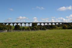 Craigmore viadukt Arkivbild