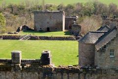 Craignethan slott Fotografering för Bildbyråer