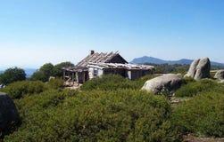 Craigs-Hütte Stockfotografie