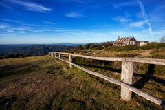 Craigs Hut Royalty Free Stock Photography