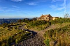Craigs Hut. Mt Stirling, Victoria, Australia Stock Image