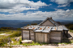 Craig's Hut Stock Photo
