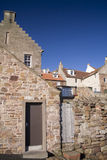 Crail. The old village of Crail in Fife, Scotland Stock Photo