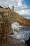 Crail Hafen, OstNeuk der Pfeife, Schottland Lizenzfreies Stockbild