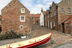 Crail, scotland Stock Photography