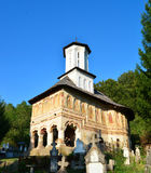 Crainici village church Royalty Free Stock Photography