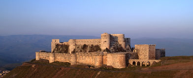 Crak des Chevaliers Royalty Free Stock Photos