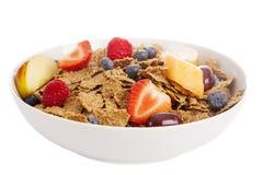 Céréale de petit déjeuner Photos libres de droits