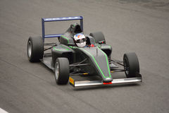 Cram Motorsport Formula 4 car test at Monza Royalty Free Stock Image