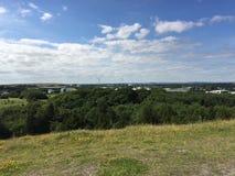 Cramlington de colline du Nelson Image libre de droits