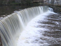 Cramond Weir Stock Photography