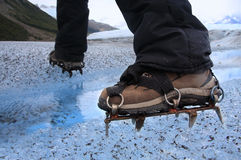 Crampons Royalty Free Stock Image