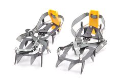 Crampons Stock Images