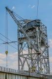 Cran hydroelectric dam Royalty Free Stock Photos