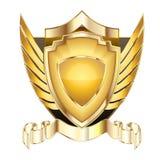 Écran protecteur héraldique v.5 Image libre de droits