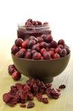 Cranberries Stock Image