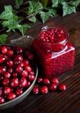 Cranberries Stock Photos