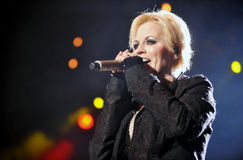 The Cranberries Royalty Free Stock Images