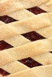 Cranberries pie Stock Photos