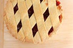 Cranberries pie Royalty Free Stock Photos