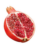 Cranberries, Pomegranate and Apple Royalty Free Stock Photos