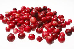 cranberries stos Obraz Stock