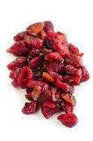 cranberries suszący Obrazy Stock
