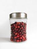 cranberriesjar Royaltyfria Foton