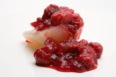 cranberriespear royaltyfri foto