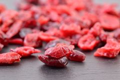 cranberry Fotos de Stock Royalty Free