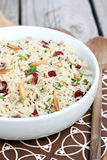 Cranberry Almond Rice Pilaf Royalty Free Stock Photography