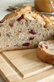 Cranberry Bread Royalty Free Stock Image