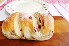 Cranberry bread, Farlona Stock Images