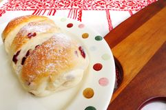 Cranberry bread, Farlona Royalty Free Stock Photos