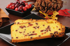 Cranberry Cake Royalty Free Stock Images