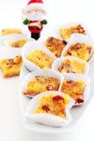 Cranberry cytryny bary dla bożych narodzeń Zdjęcie Royalty Free