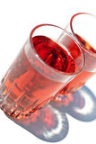 Cranberry juice Royalty Free Stock Photo