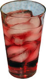 Cranberry juice Stock Images